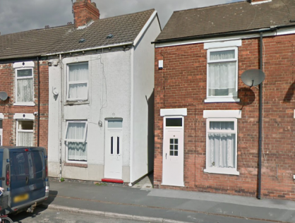 81 Sculcoates Lane, Hull. 2 Bedroom